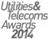 Utilities & Telecoms Award's Telecoms Team of the Year 2014
