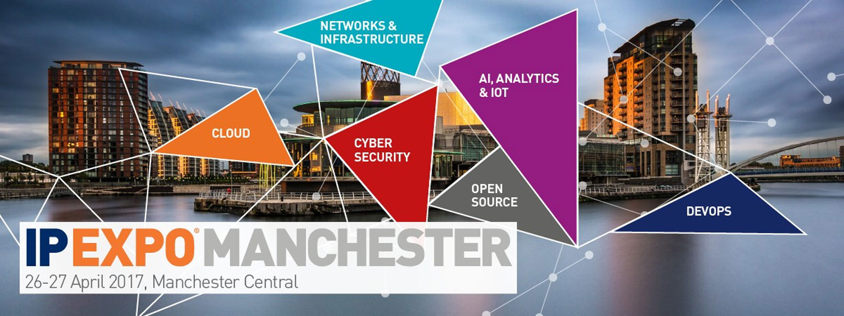 IP EXPO Manchester returns