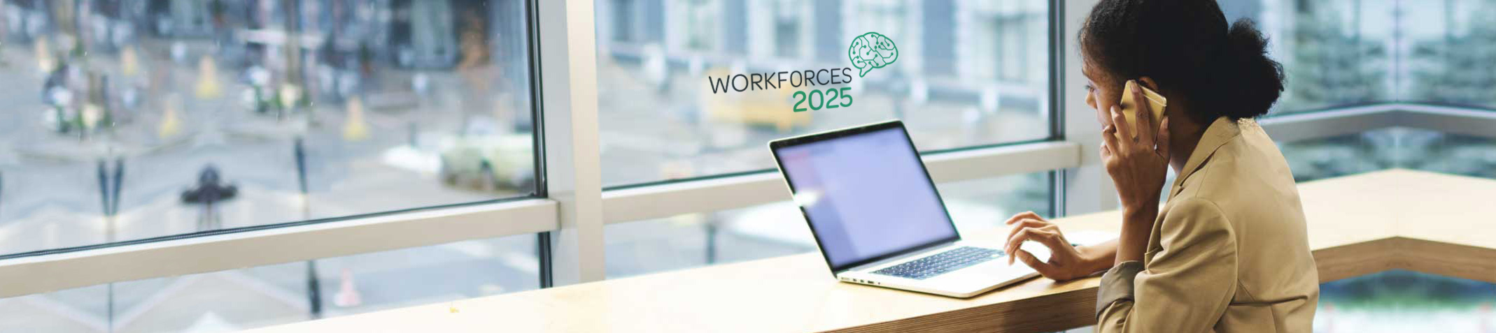 Free webinar: Step into the workplace of 2025